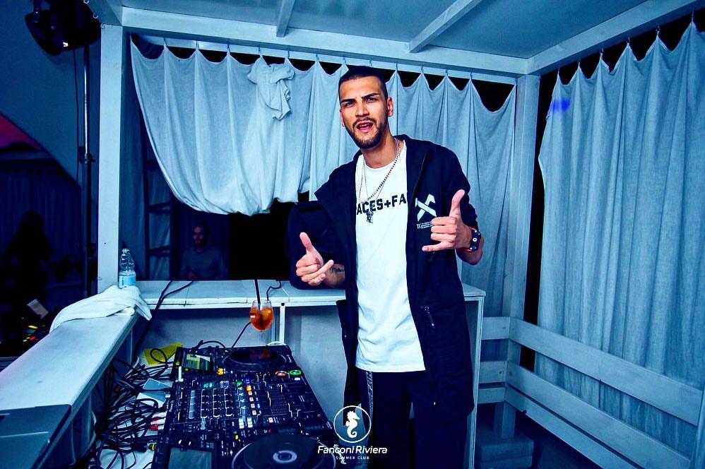 Сет с  DJ Alex Rio