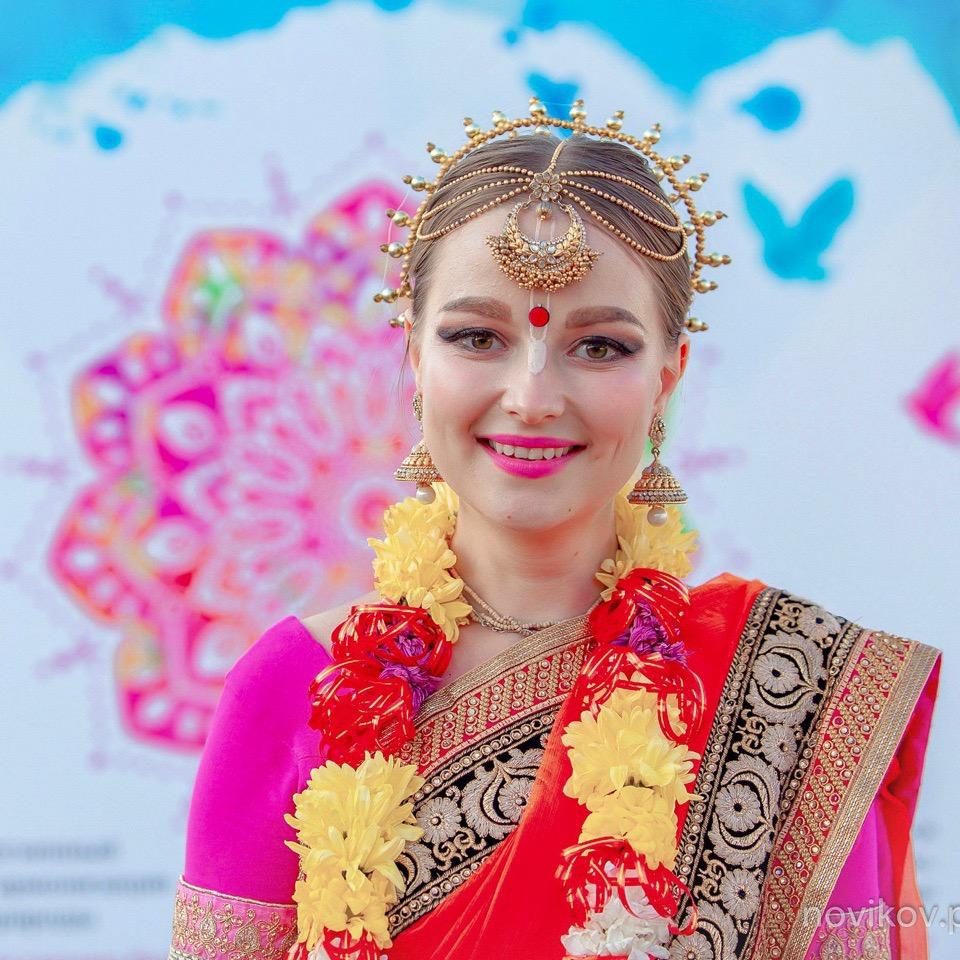 фестиваль индийской культуры Ратха-Ятра!