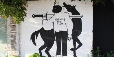 Граффити и Стрит-Арт автора Александр Dyoma21