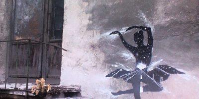 Граффити и Стрит-Арт Misery