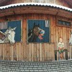 Граффити и Стрит-Арт Панорамная фотография