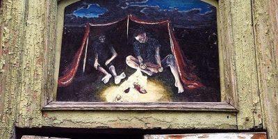 Граффити и Стрит-Арт работа Андрея Оленева@unknown1970и Федора Махалюка