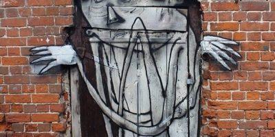 Граффити и Стрит-Арт Убежище