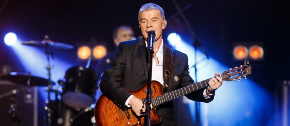 концерт 50 ЛЕТ на сцене «Олег Газманов»