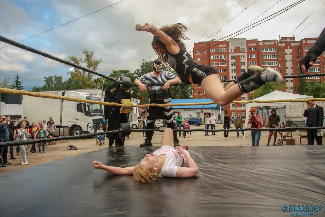Volga Wrestling Assembly