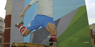 Граффити и Стрит-Арт Краски спорта