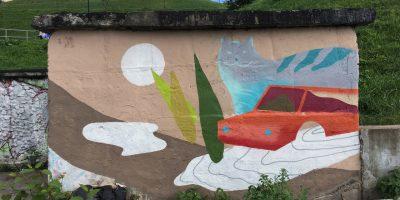 Граффити и Стрит-Арт Впечатления от путешествия