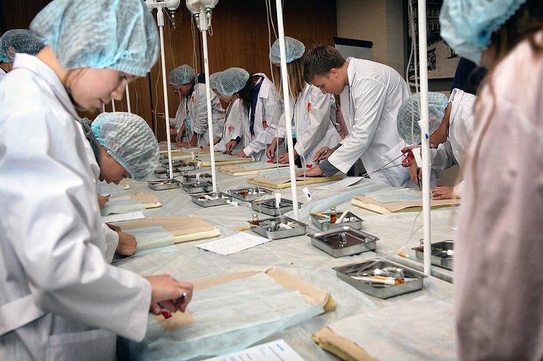 Хирургия. Интерактивная научная программа