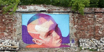 Граффити и Стрит-Арт Your mum said I am cool