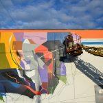 Граффити и Стрит-Арт работа московского художника Кости Zmogk'а.