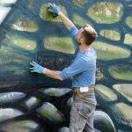 Граффити и Стрит-Арт Крокодил 2.0