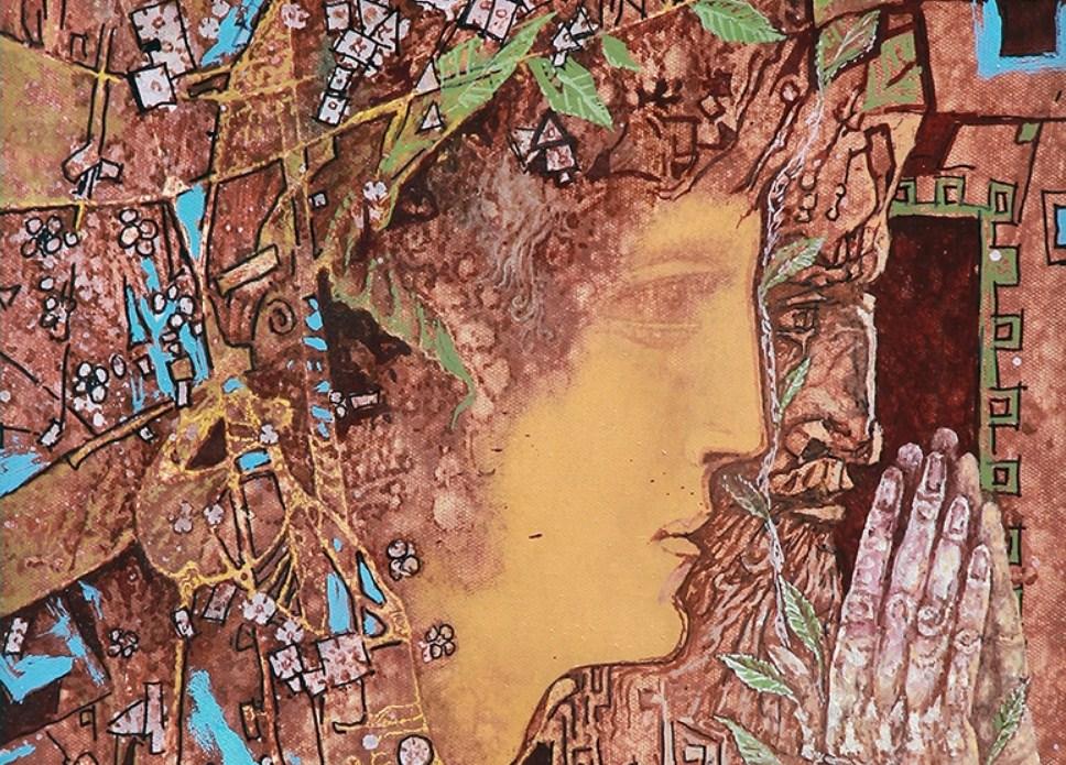 Выставка Виталия Скобеева «Диалоги с вечностью»