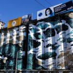 Граффити и Стрит-Арт работа художника Андрея Бергера