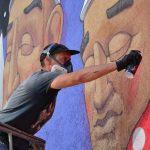 Граффити и Стрит-Арт Вместе