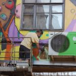 Граффити и Стрит-Арт Мимикрия