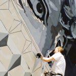 Граффити и Стрит-Арт Земля обетонванная