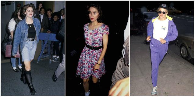 30 откровенных фотографий Мадонны