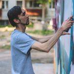 Граффити и Стрит-Арт Место