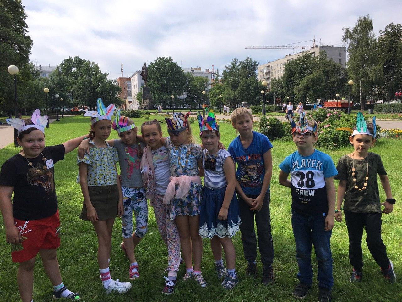 Городской хобби-клуб для детей!