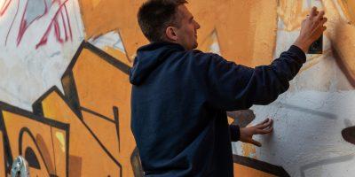 Граффити и Стрит-Арт The history of sound