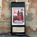 Граффити и Стрит-Арт Кремль (серия работ Re:марки)