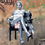 Граффити и Стрит-Арт Пожарный гидрант