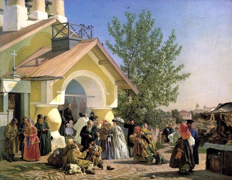 лекция Вокруг «Бунта четырнадцати». Художественная жизнь 1860-1870-х гг.