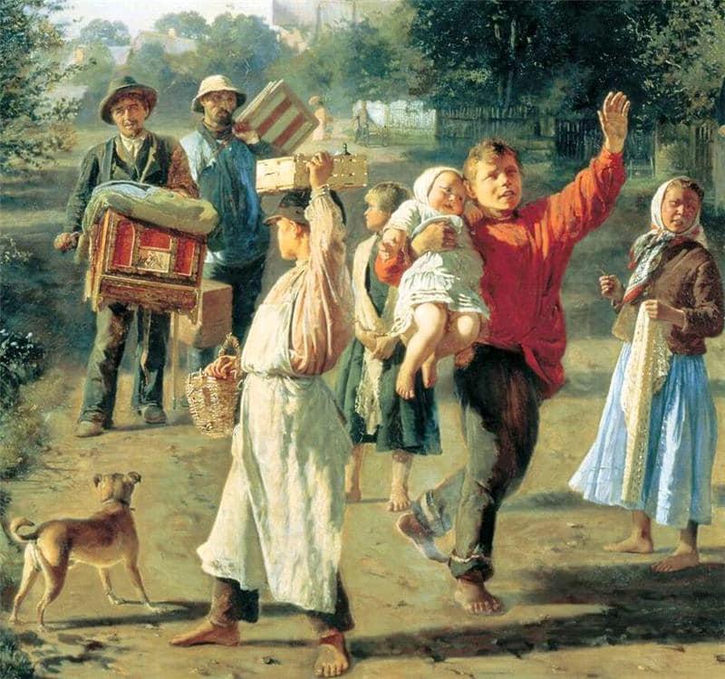 Лекция «Вокруг бунта 14-ти. Художественная жизнь 1860-1870-х гг.»