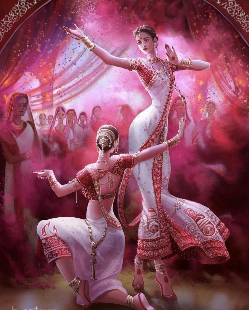 Открытые уроки в Студии индийского танца «РАНИ»