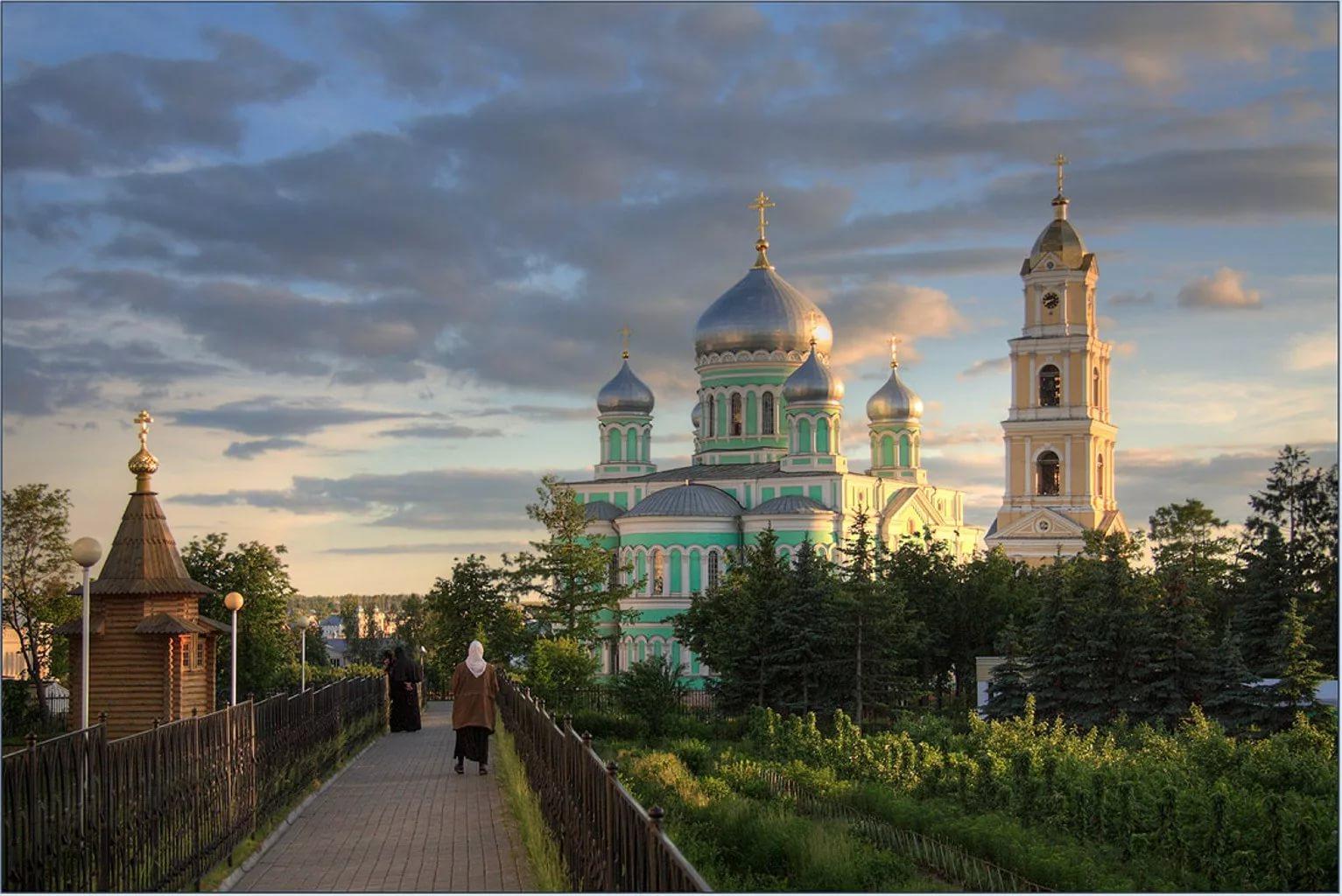 заочная экскурсия Нижегородские святыни
