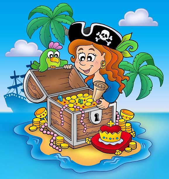 спектакль Сокровище пиратской бабули