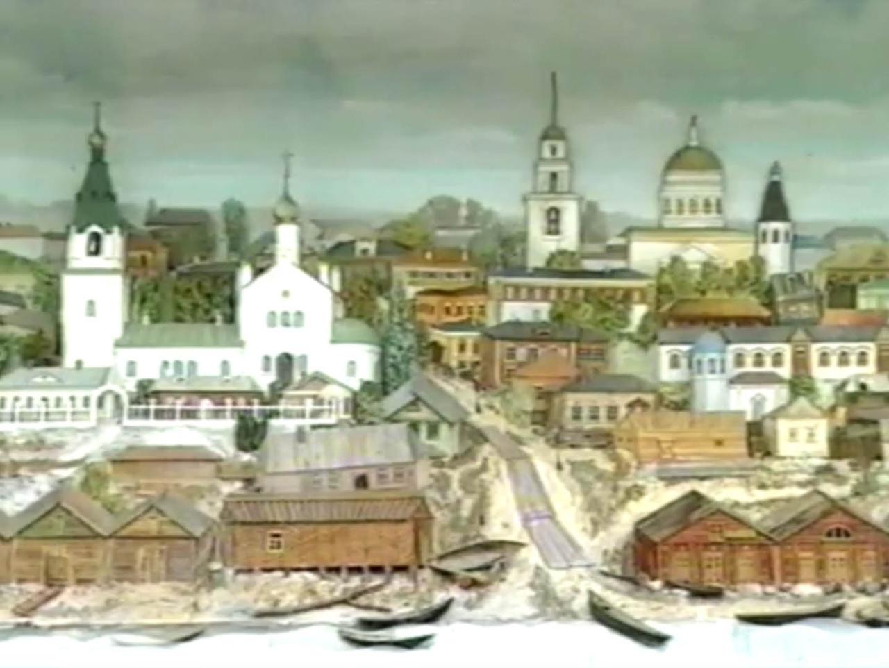 Фильм из цикла «Век Русского музея»: «Три века Русского искусства в Саратове»