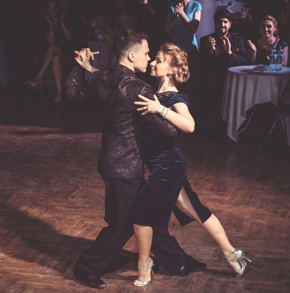 пробный урок в «Мастерской танго»