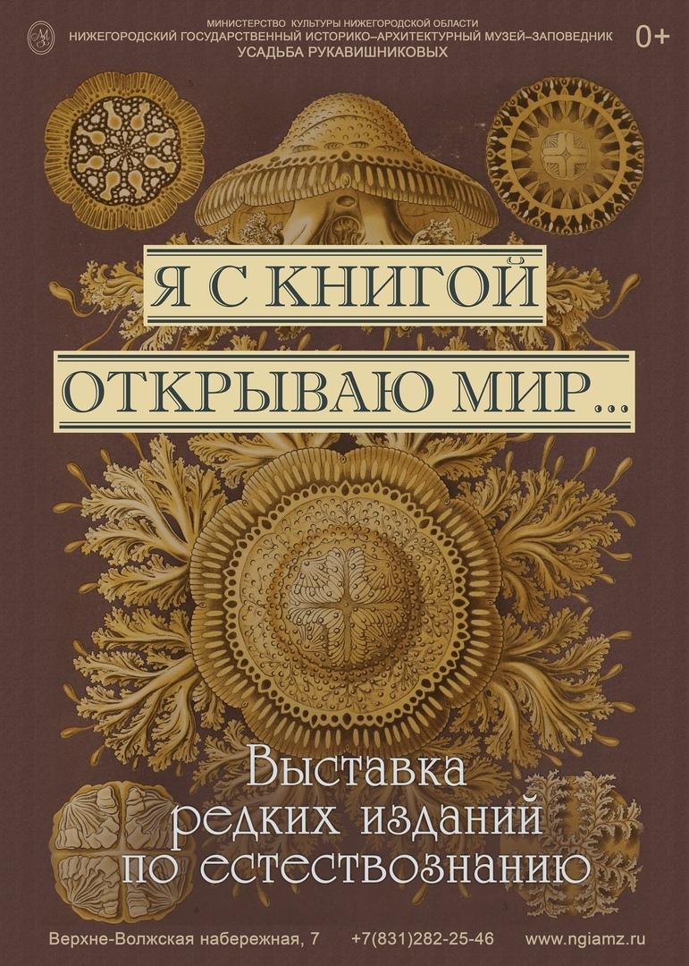выставка «Я с книгой открываю мир»