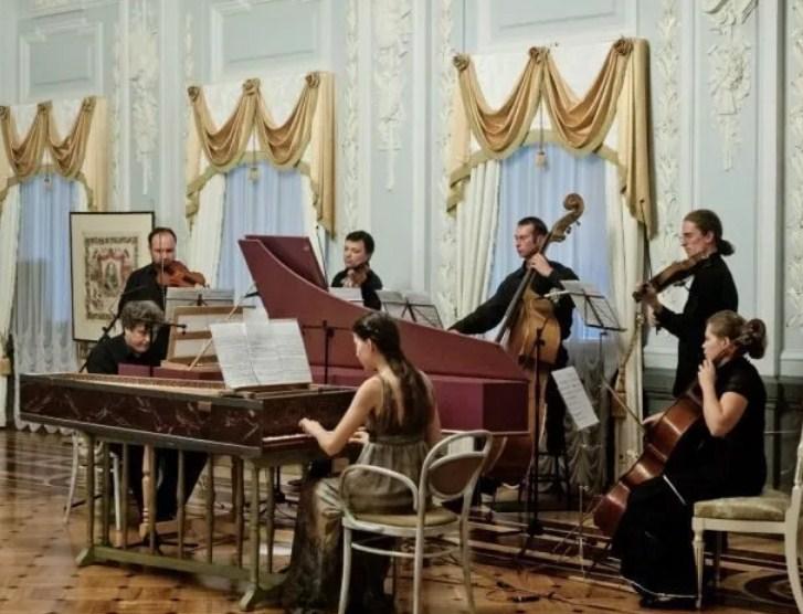 «МУЗЫКАЛЬНЫЕ ВЕЧЕРА В УСАДЬБЕ РУКАВИШНИКОВЫХ» (2-й концерт цикла)