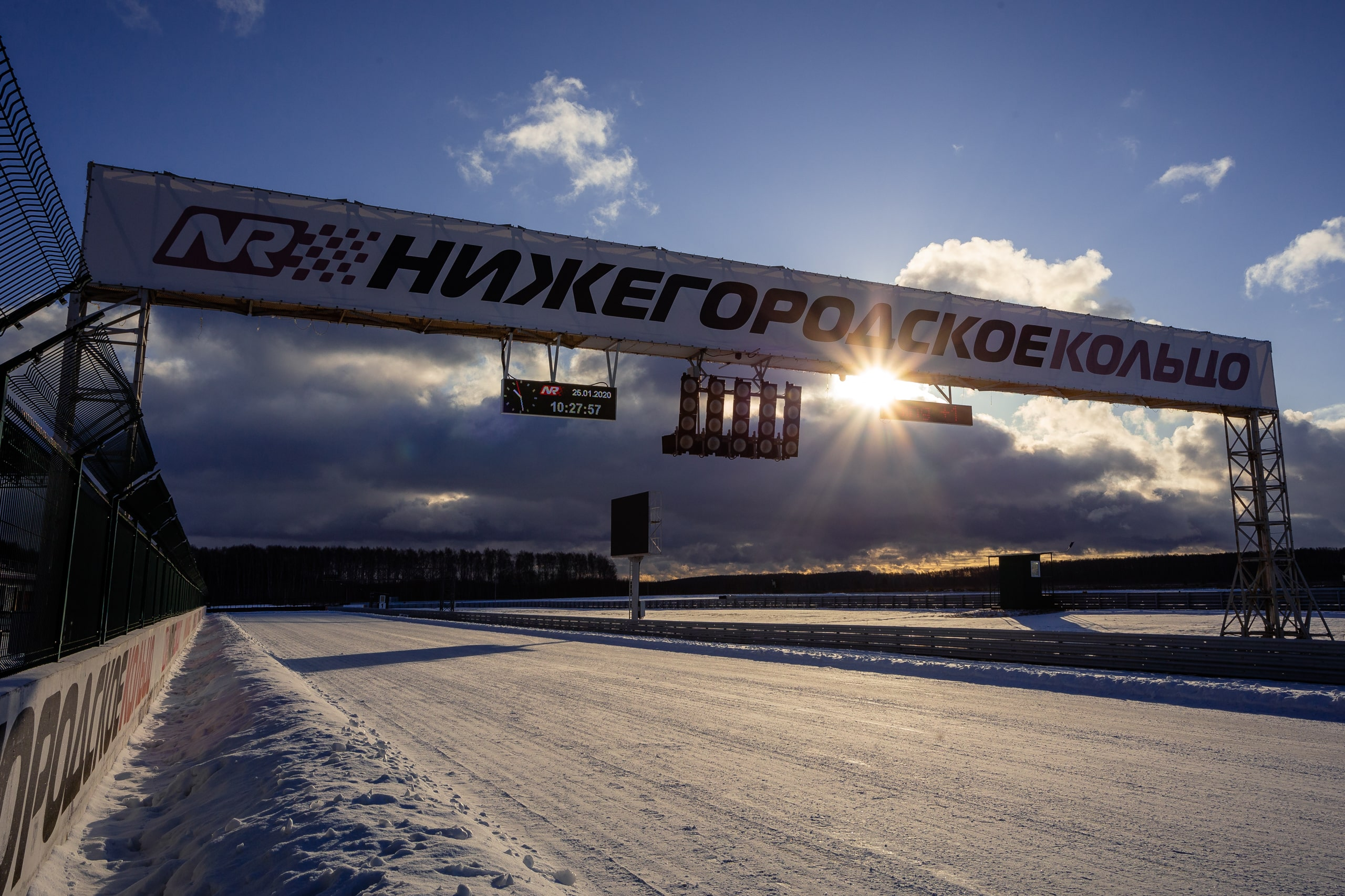 Winter Endurance Cup, 2 этап