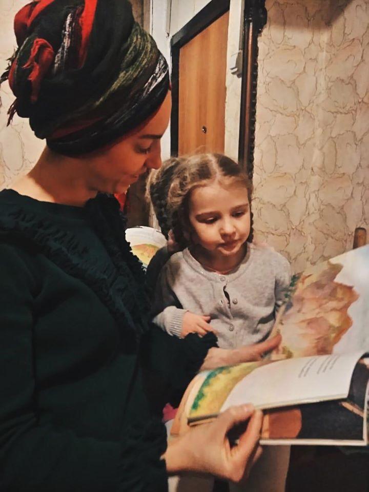 Люся Каплан Lyusya Kaplan читает сказки на ночь.