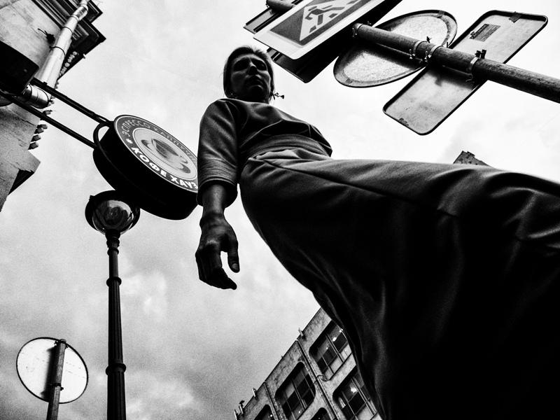 Выставка «Неуловимые импульсы улиц»