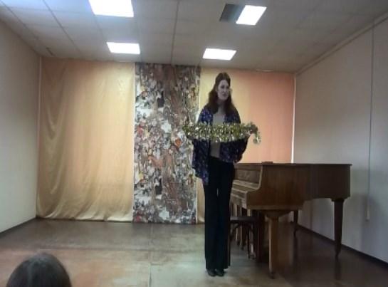 Онлайн концерт студентов училища им. М.А. Балакирева
