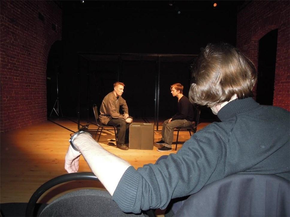 Онлайн-афиша Центра театрального мастерства на май