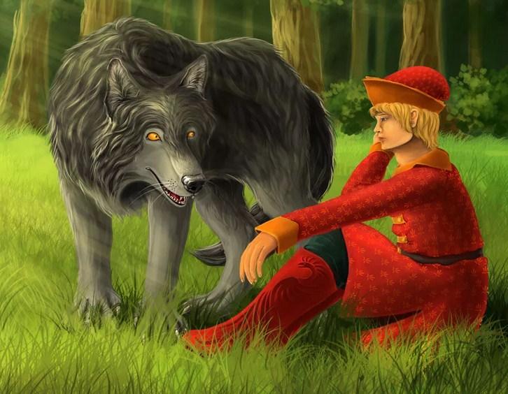 Онлайн проект Иван Царевич и серый волк». часть 2
