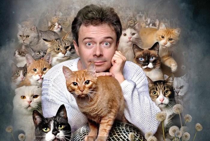 Интерактивное онлайн-шоу от «Театра кошек Куклачёва»